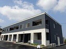 香川県丸亀市川西町北の賃貸アパートの外観