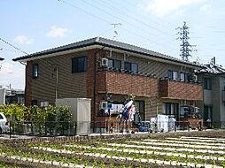 ハイステージISAHO B[2階]の外観