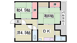 尾上の松駅 3.5万円