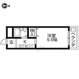 叡山電鉄鞍馬線 八幡前駅 徒歩3分