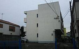 東京都練馬区高松1の賃貸マンションの外観