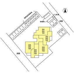 (仮)D-room南鳩ヶ谷2丁目[102号室]の外観