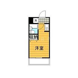 メゾン・ド・フレシール[4階]の間取り