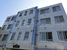 北海道札幌市中央区北十一条西20丁目の賃貸マンションの外観
