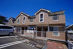 福岡県中間市扇ヶ浦1丁目の賃貸アパートの外観