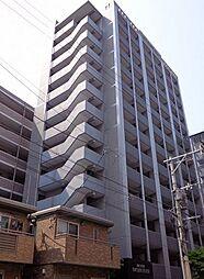 ピュアドーム箱崎ステーション[2階]の外観