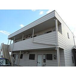 静岡県浜松市南区鶴見町の賃貸アパートの外観
