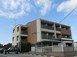 滋賀県大津市本堅田6丁目の賃貸マンションの外観