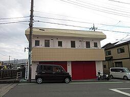 埼玉県草加市原町3丁目の賃貸マンションの外観