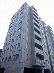 レガート東区役所前B棟[2階]の外観