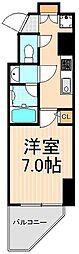 ハーモニーレジデンス浅草002[9階]の間取り