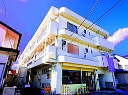 埼玉県新座市野火止8丁目の賃貸マンションの外観