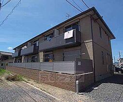 京都府京都市西京区川島玉頭町の賃貸アパートの外観