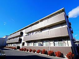 埼玉県富士見市針ケ谷2丁目の賃貸アパートの外観