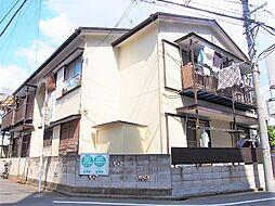 ハイツ須賀[203号室]の外観