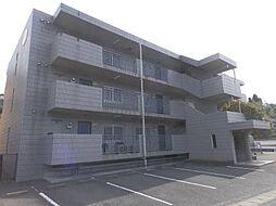 山口県下関市東観音町の賃貸マンションの外観
