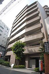ウィスタリア京橋[3階]の外観