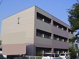 大阪府貝塚市海塚の賃貸マンションの外観