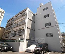 京都府京都市下京区上之町(西新屋敷)の賃貸マンションの外観