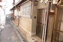 兵庫県神戸市兵庫区笠松通6丁目の賃貸アパートの外観
