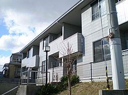 大阪府豊中市刀根山2丁目の賃貸アパートの外観