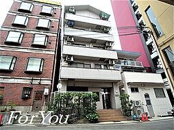 兵庫県神戸市灘区永手町5丁目の賃貸マンションの外観
