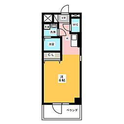 サン・名駅太閤ビル[2階]の間取り