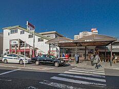 西武池袋線「清瀬」駅804m