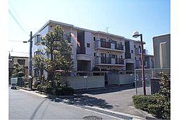 京都府京都市左京区松ケ崎壱町田町の賃貸マンションの外観