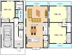 伝法駅 3,380万円