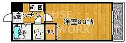 ブロッコリーの家[205号室号室]の間取り