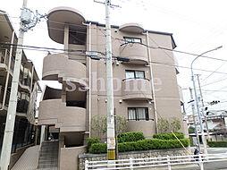 サンフォーレ岡本[3階]の外観