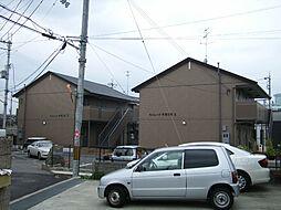 セジュール井原ノ里 B棟[1階]の外観
