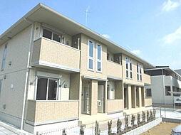 神奈川県海老名市扇町の賃貸アパートの外観