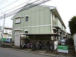 千葉県柏市松葉町3の賃貸アパートの外観