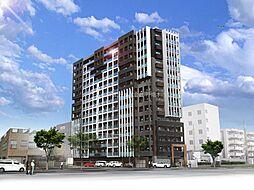 THE SQUARE Platinum Residence[12階]の外観
