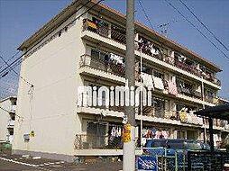 六軒屋農住団地コーポ松栄[2階]の外観