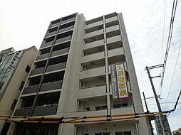 サニーハウス南堀江[204号室]の外観
