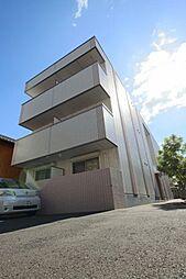 滋賀県大津市馬場1丁目の賃貸マンションの外観