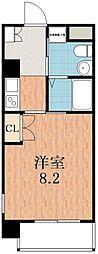 ORANGE T・SIDE[6階]の間取り