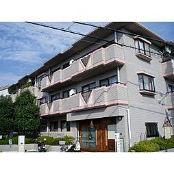 大阪府寝屋川市川勝町の賃貸マンションの外観