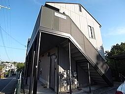 兵庫県明石市山下町の賃貸アパートの外観