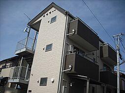 埼玉県幸手市東1丁目の賃貸アパートの外観