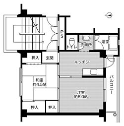 【敷金礼金0円!】ビレッジハウス真城2号棟