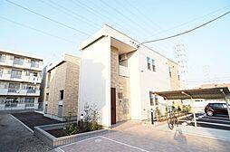 神奈川県相模原市中央区相模原7丁目の賃貸アパートの外観