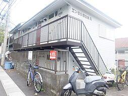 エンゼル西生田A棟[1階]の外観