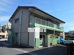 花井アパート A棟[2階]の外観