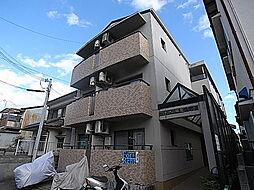 兵庫県姫路市城北新町2丁目の賃貸マンションの外観