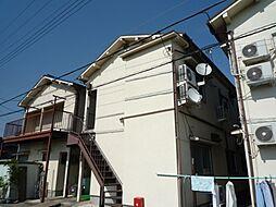兵庫県伊丹市桑津1丁目の賃貸アパートの外観