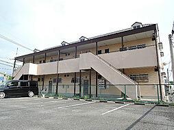 福岡県北九州市八幡西区本城東5丁目の賃貸アパートの外観